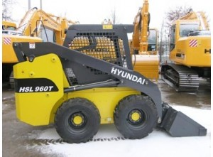 Погрузчик Hyundai
