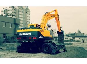 Экскаватор Hyundai